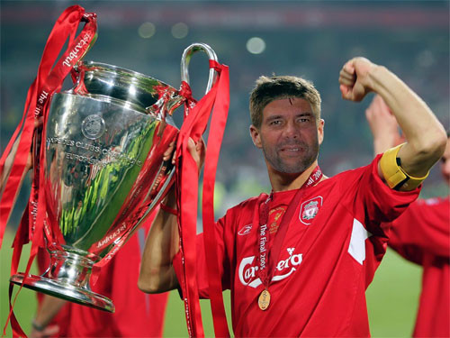 Funny Pictures. Steven Gerrard