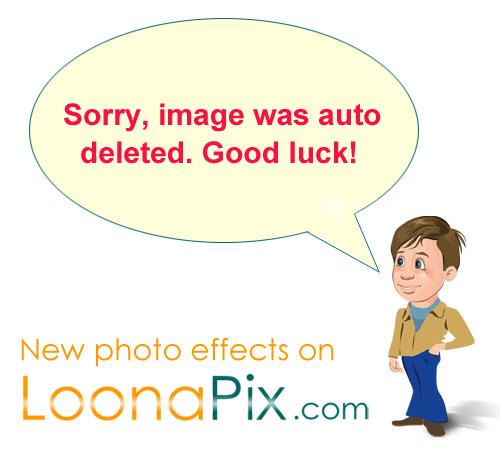 Efeitos de Fotos. Male Gaze