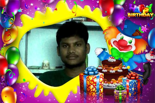 Wish You A Happy Birthday....Dear Brother (S.Manikandan ...